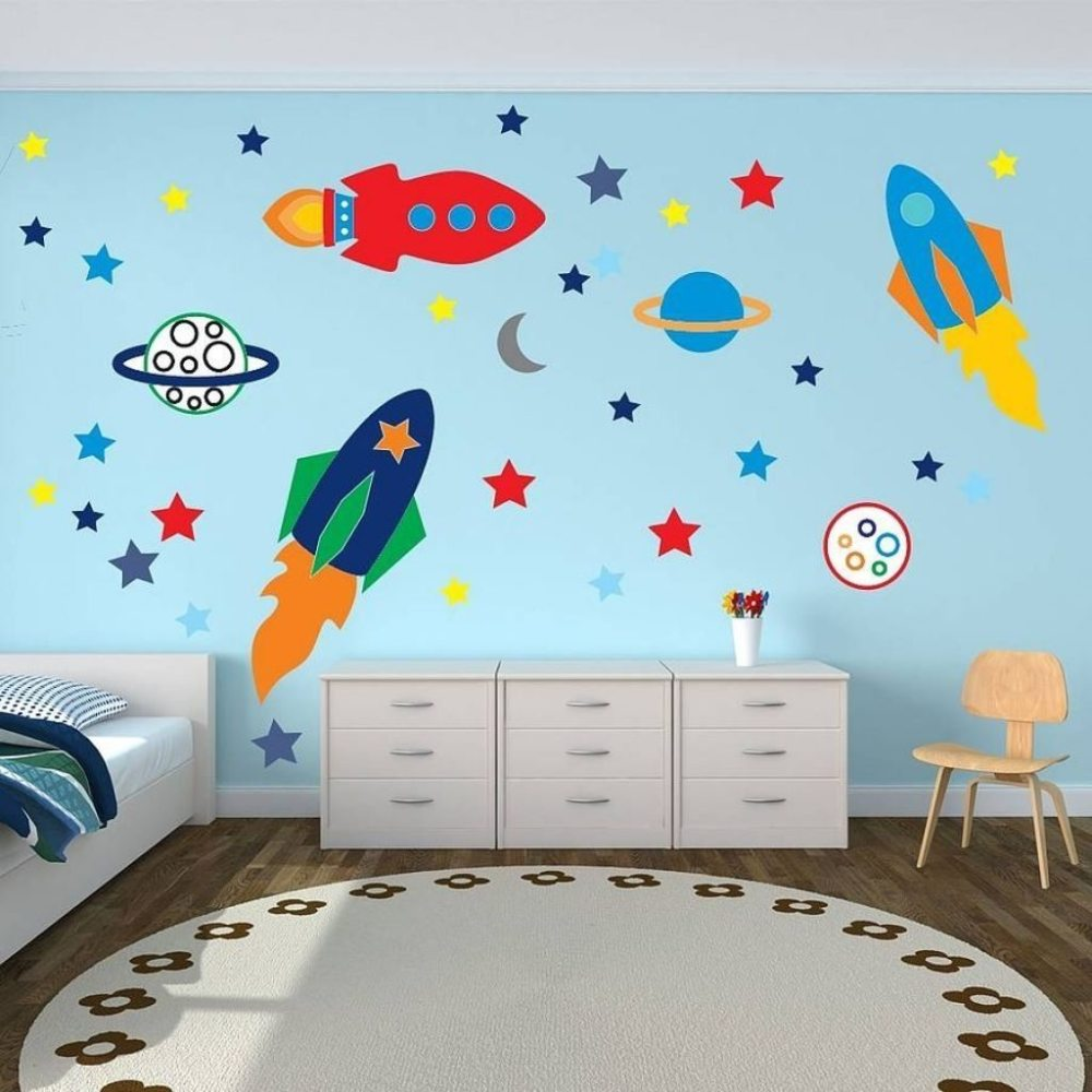 Kids Wall Decals Boys