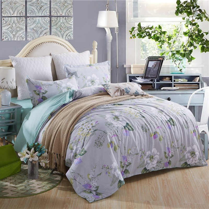 King Size Cotton Comforter Sets