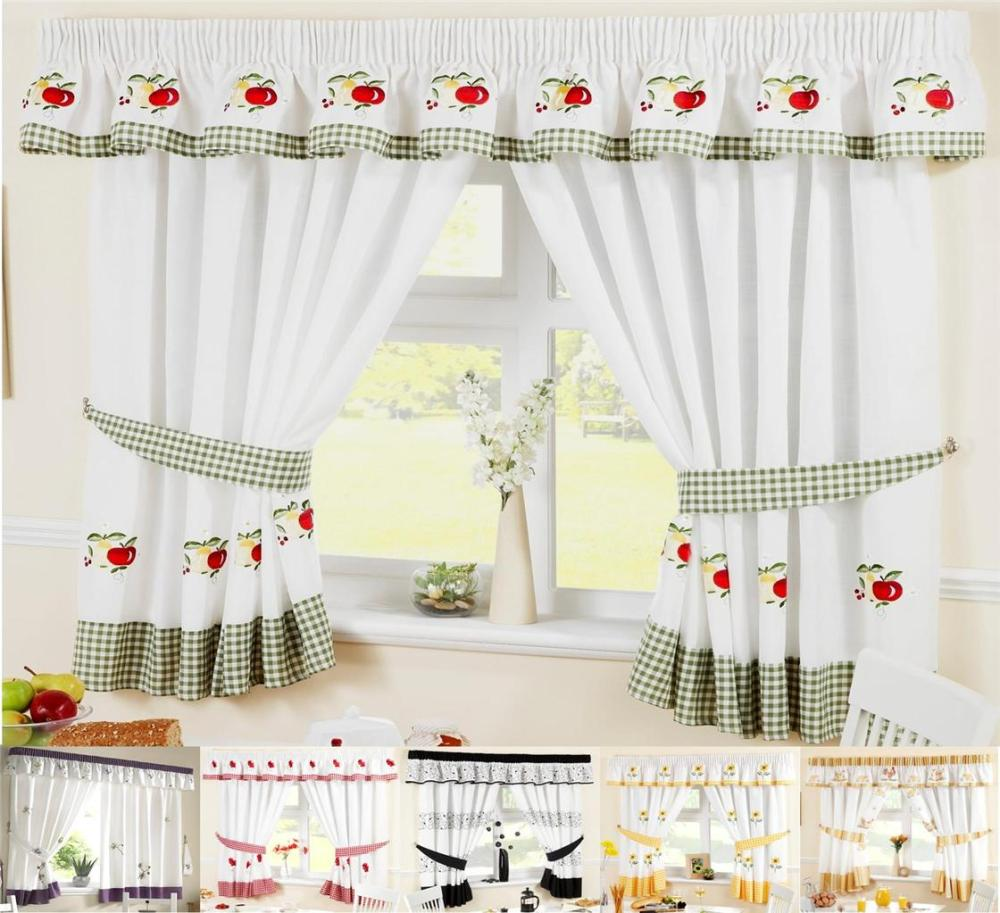 Kitchen Curtain Valances