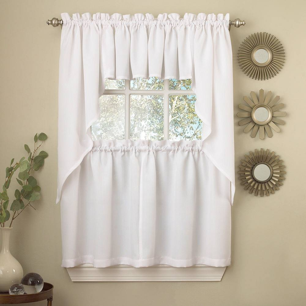 Kitchen Valances And Swags