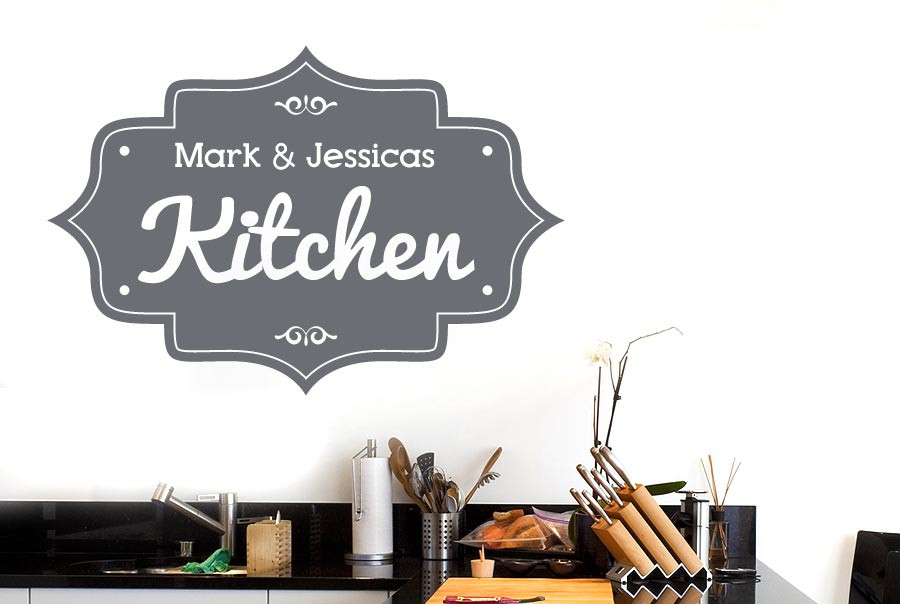 Kitchen Wall Decals Uk