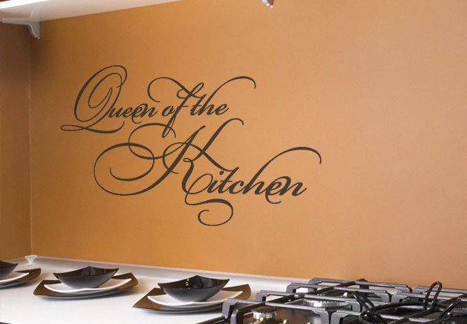 Kitchen Wall Quotes Decals
