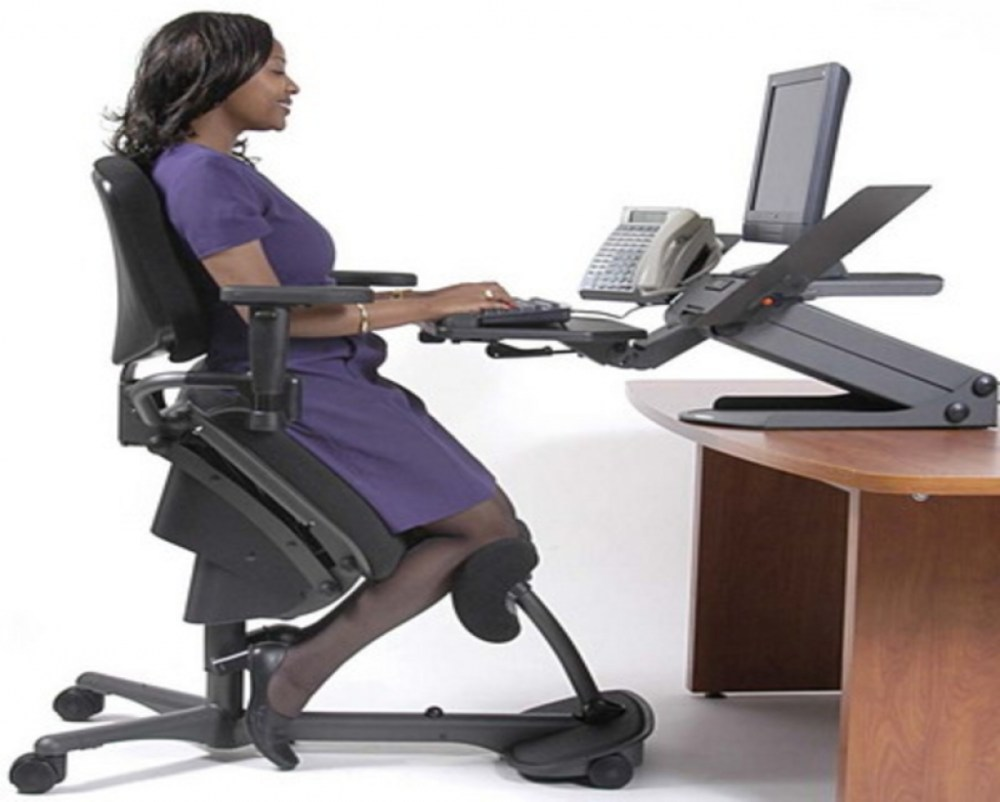 Kneeling Posture Office Chair