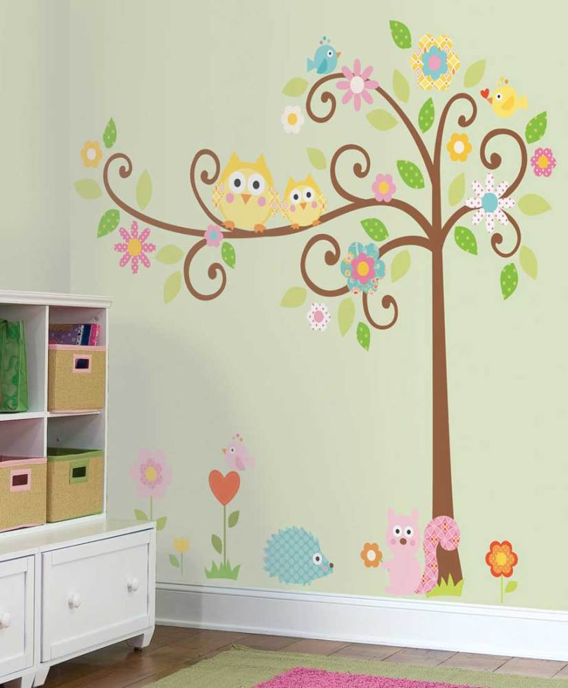 Large Childrens Wall Decals