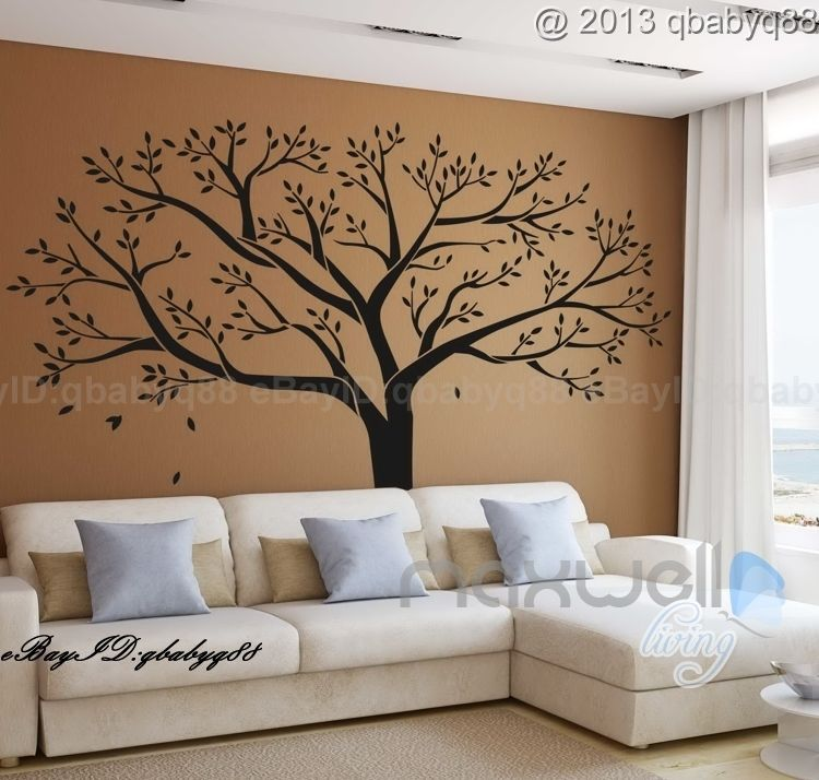 Large Flower Decals For Walls