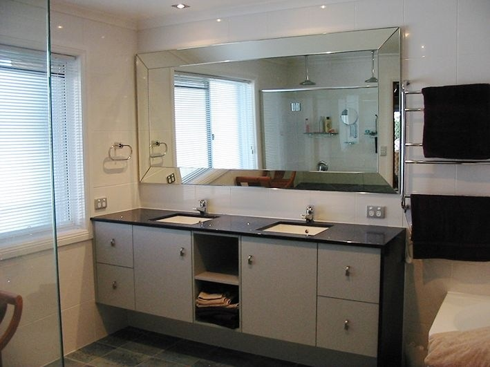Large Mirror For Bathroom
