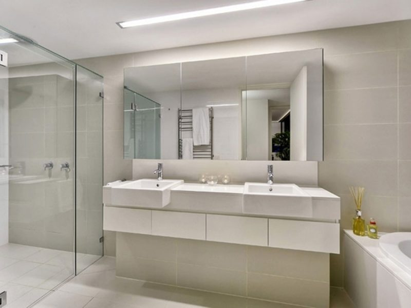 Large Mirrors For Bathroom Vanity