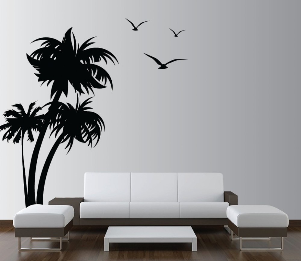 Large Tree Vinyl Wall Decal Sticker Art