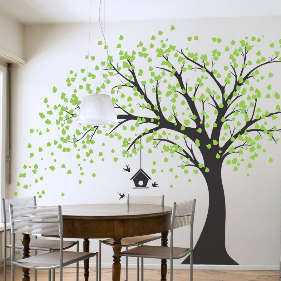 Large Tree Wall Decal