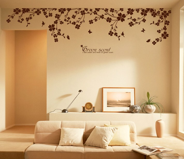 Large Vinyl Wall Decals