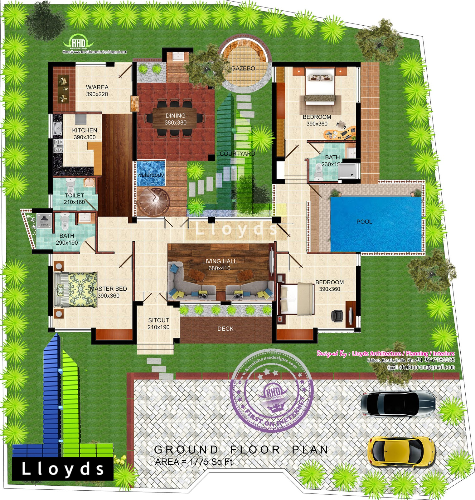 Last Man Standing Tv Show House Floor Plan