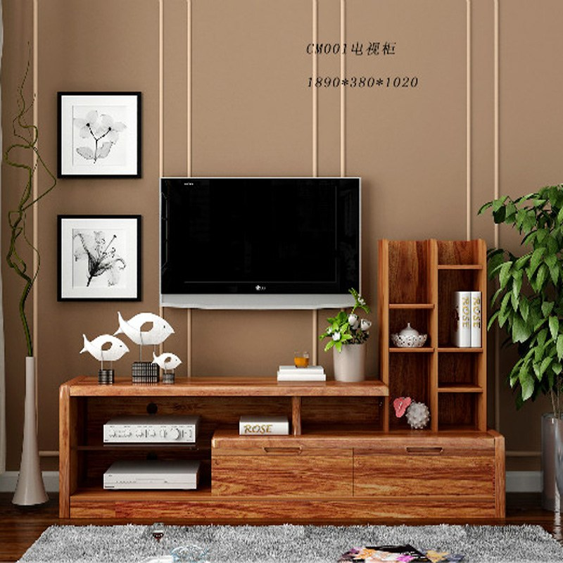 Lcd Tv Wood Stand
