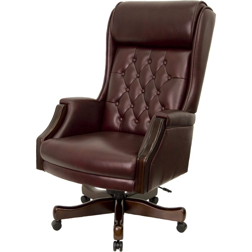 Leather Executive Office Chair Reviews