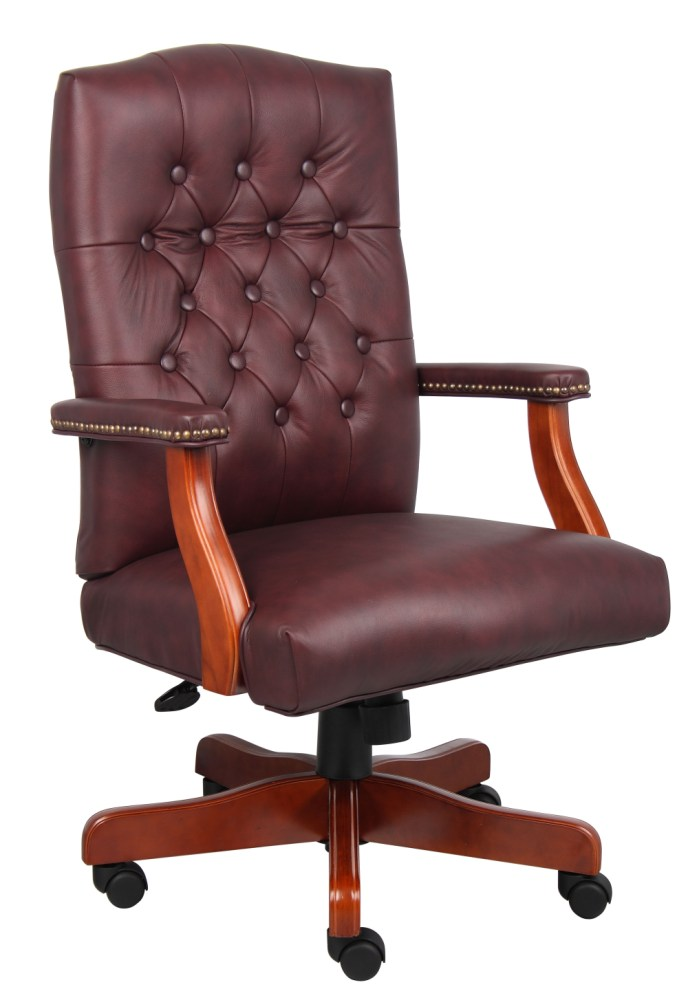 Leather Executive Office Chairs Uk