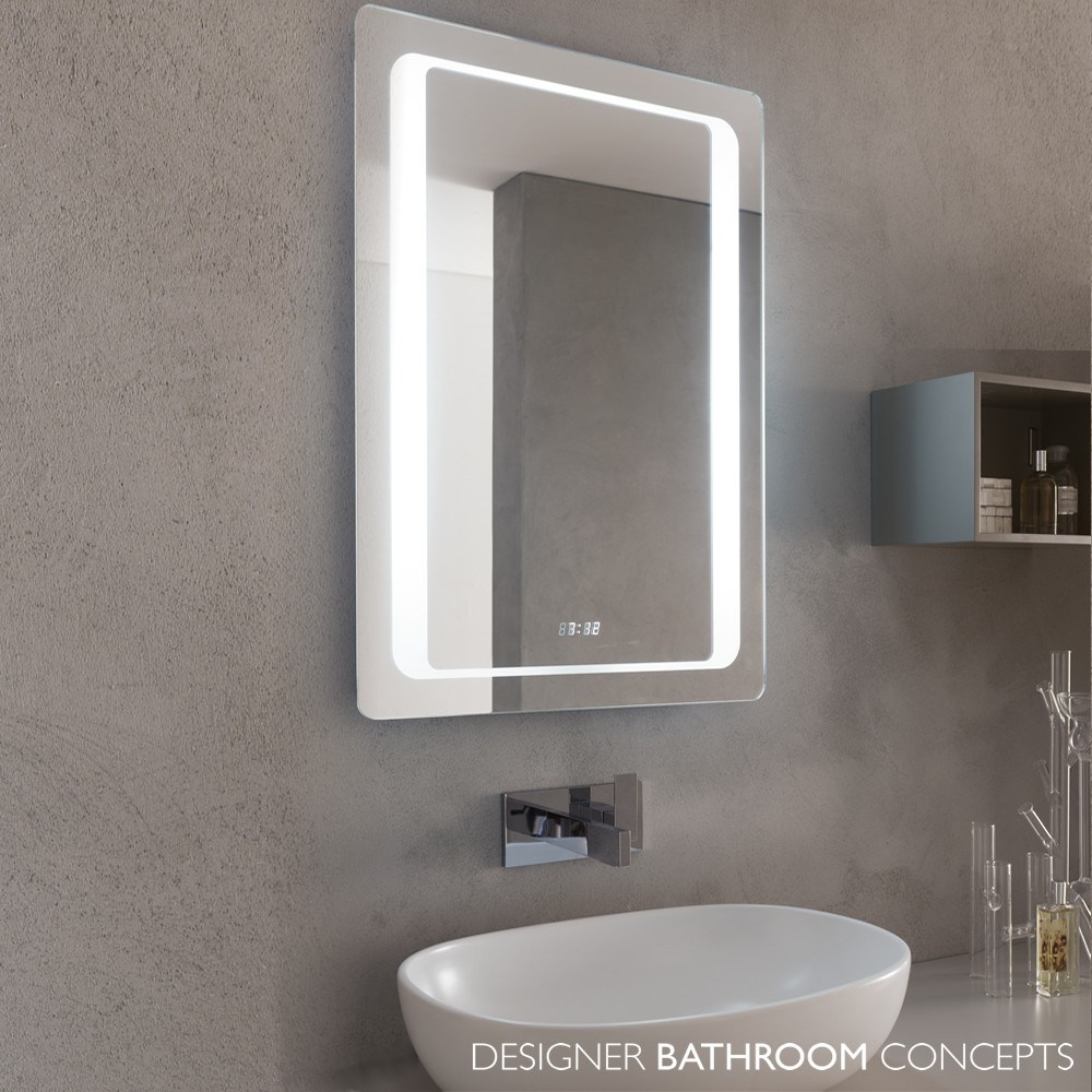 Led Illuminated Bathroom Mirror