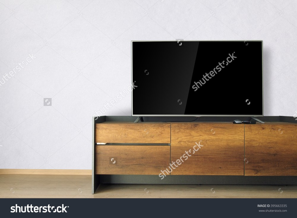 Led Tv Stand On Wall