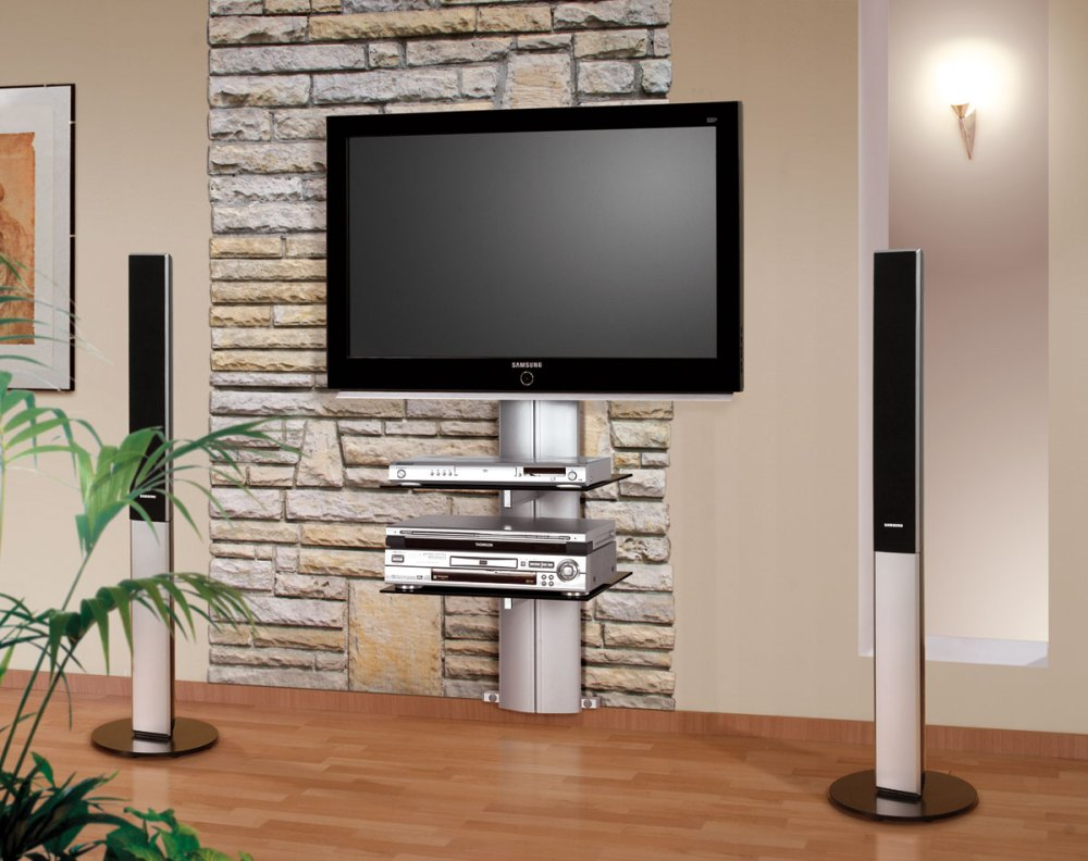 Led Tv Wall Stands