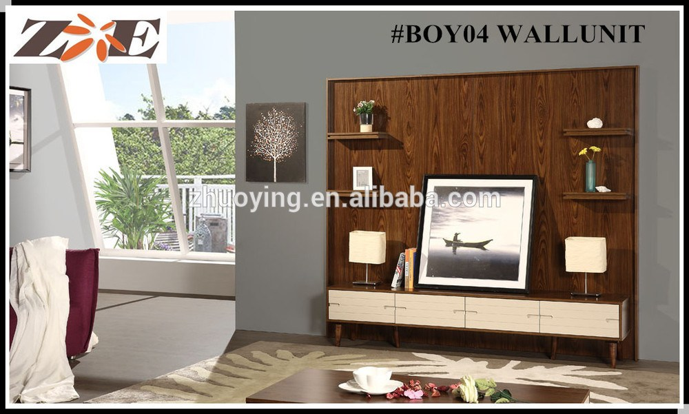Led Tv Wooden Stand Designs