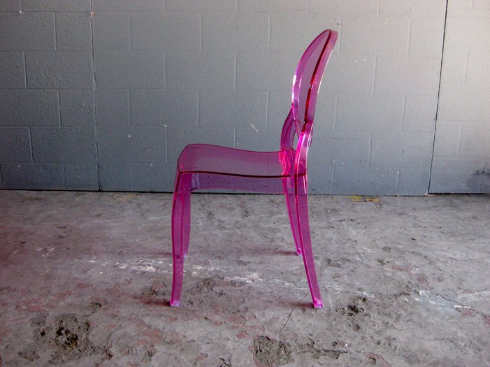 Light Pink Office Chair