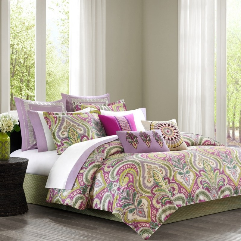 Light Purple Comforter Sets