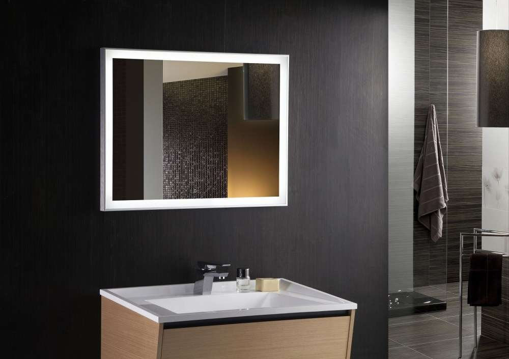 Lighted Bathroom Vanity Mirrors