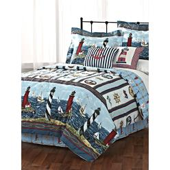 Lighthouse Comforter Sets