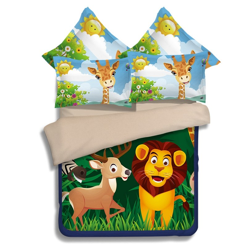 Lion King Comforter Set