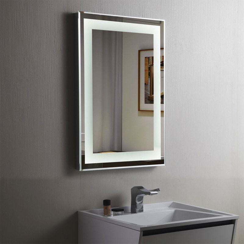 Lit Bathroom Mirrors Uk