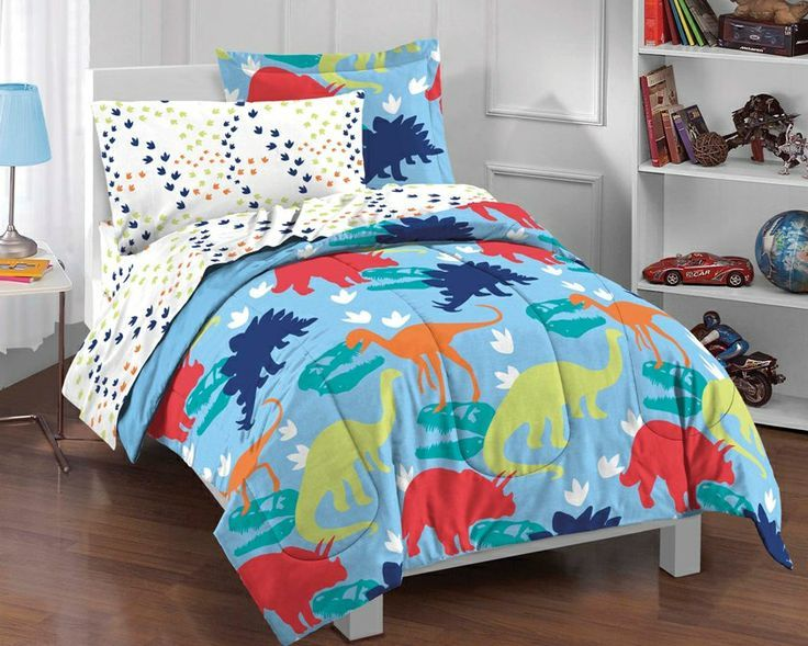 Little Boy Comforter Sets