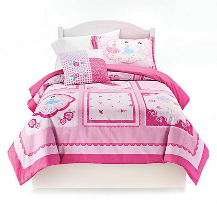 Little Girl Comforter Sets Canada
