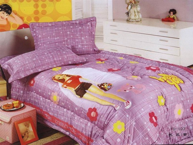 Little Girls Comforter Sets