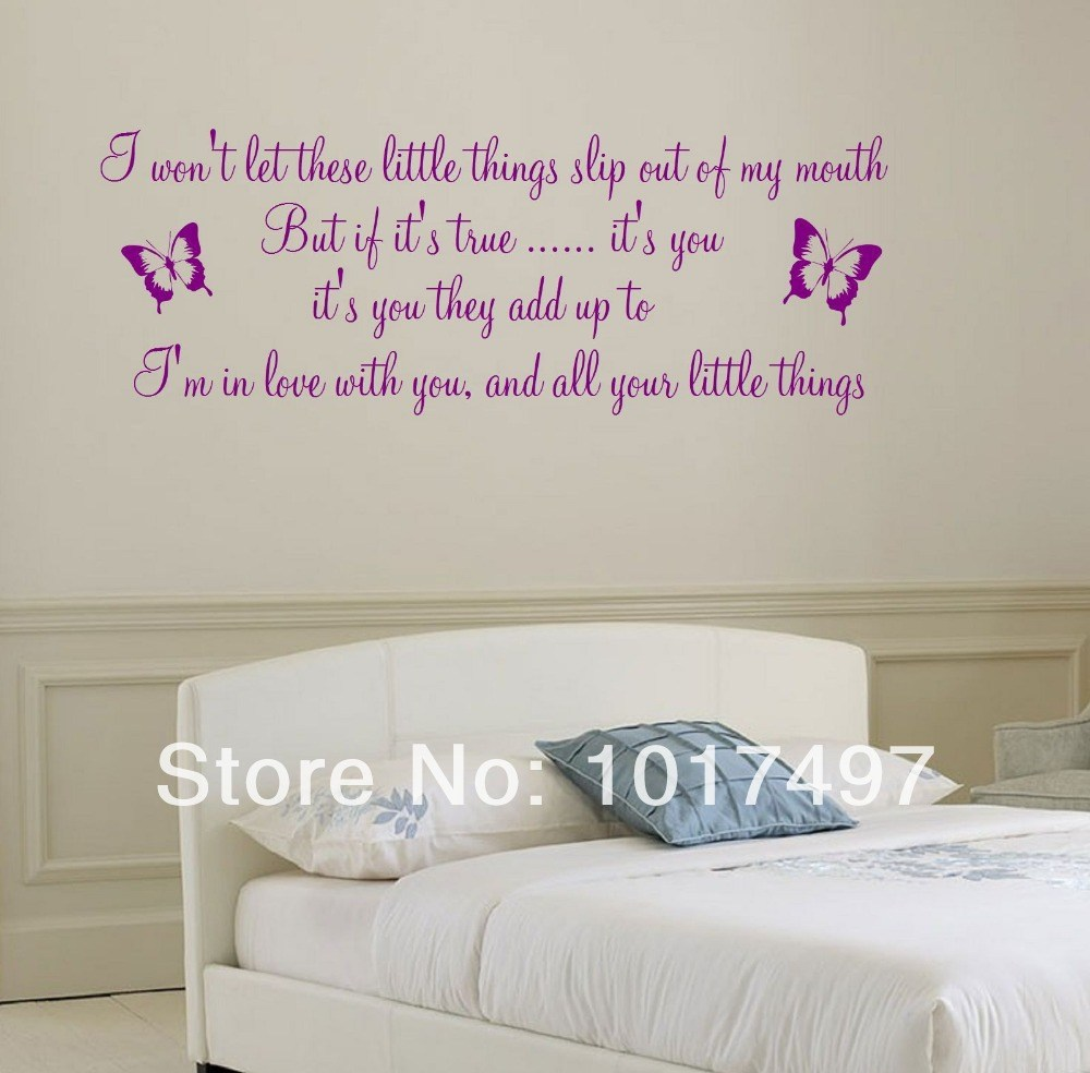 Little Girls Wall Decals