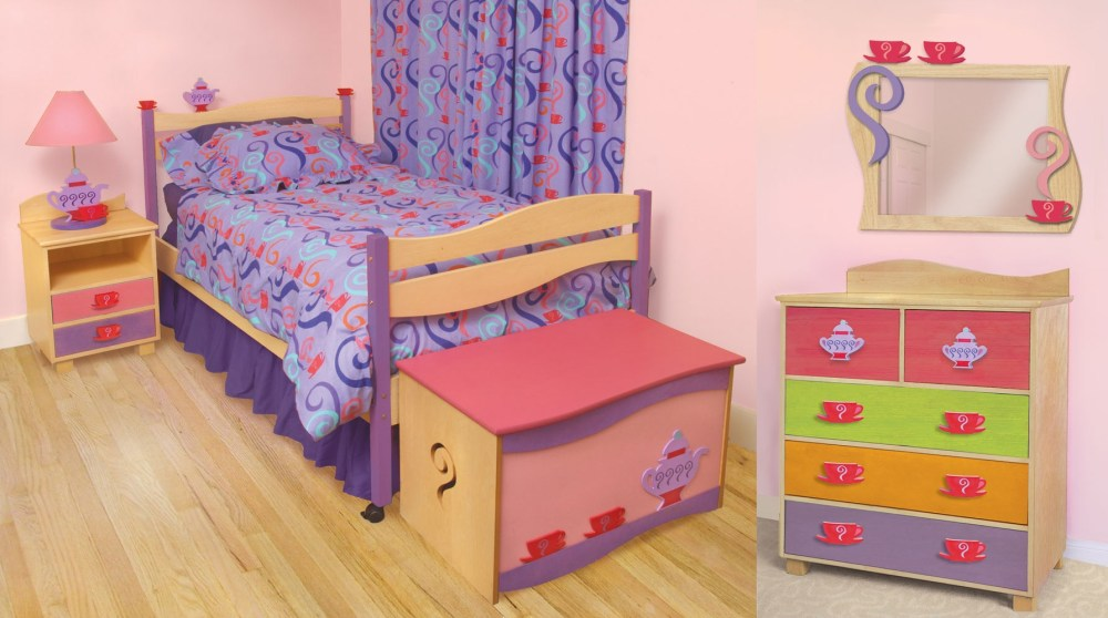 Little Kids Bedroom