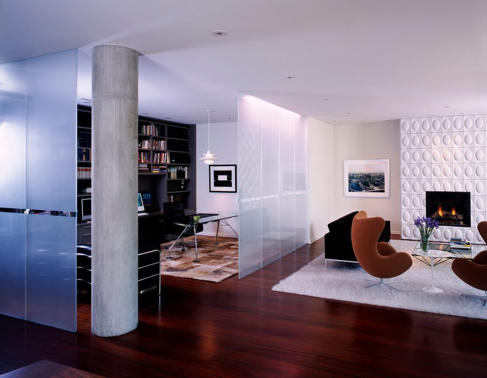 Living Room Divider Walls