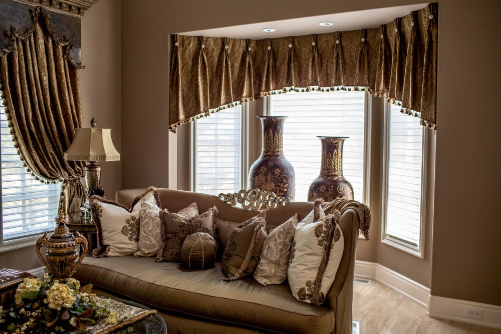 Living Room Valances For Windows