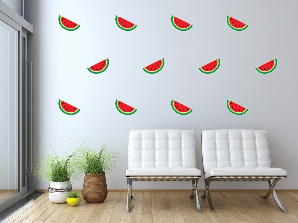 Living Room Vinyl Wall Decals