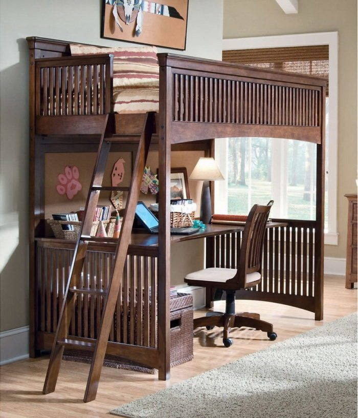 Loft Bed For Kids Ideas