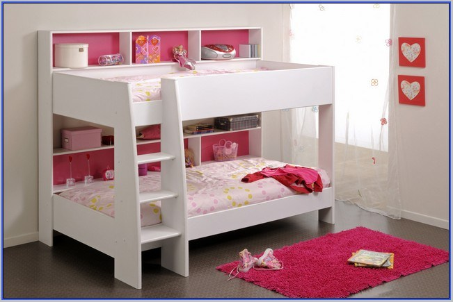 Low Height Bunk Beds For Kids