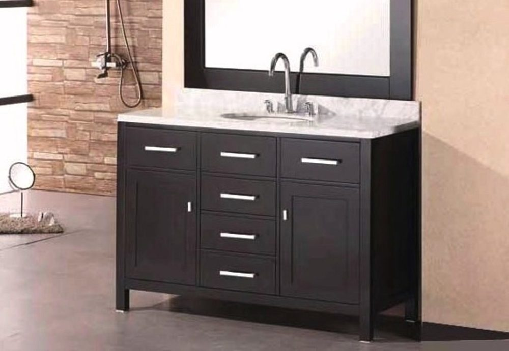 Lowes Bathroom Cabinets In Stock