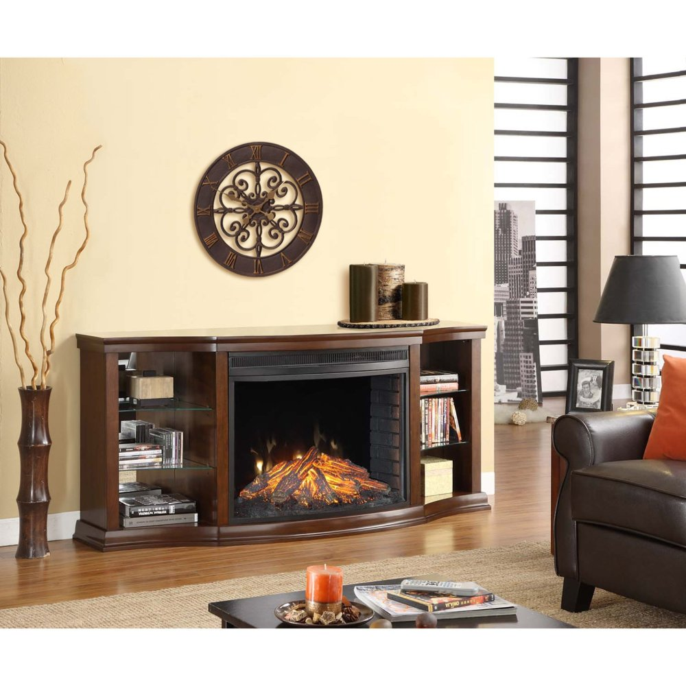 Lowes Tv Stand With Fireplace