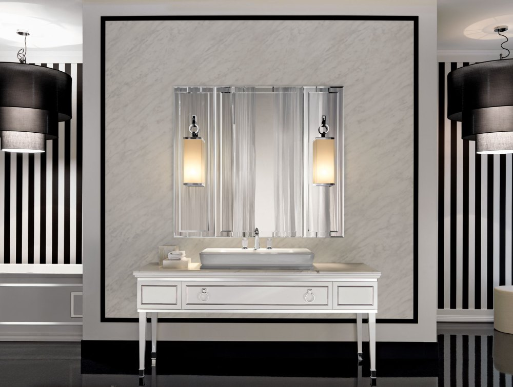 Luxury Bathroom Mirrors