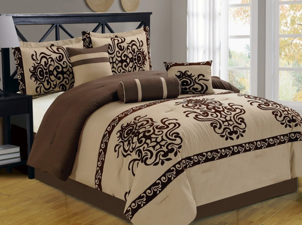 Luxury Comforter Sets California King
