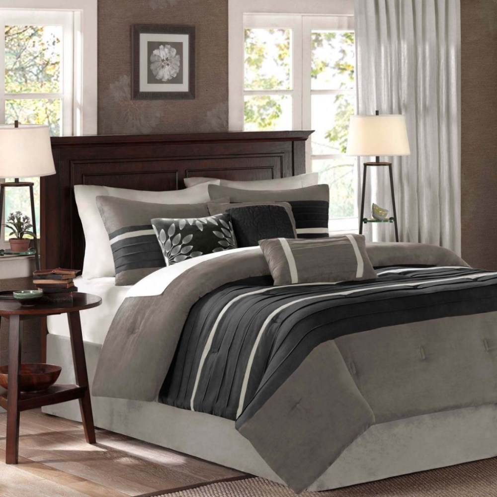 Luxury Comforter Sets With Matching Curtains