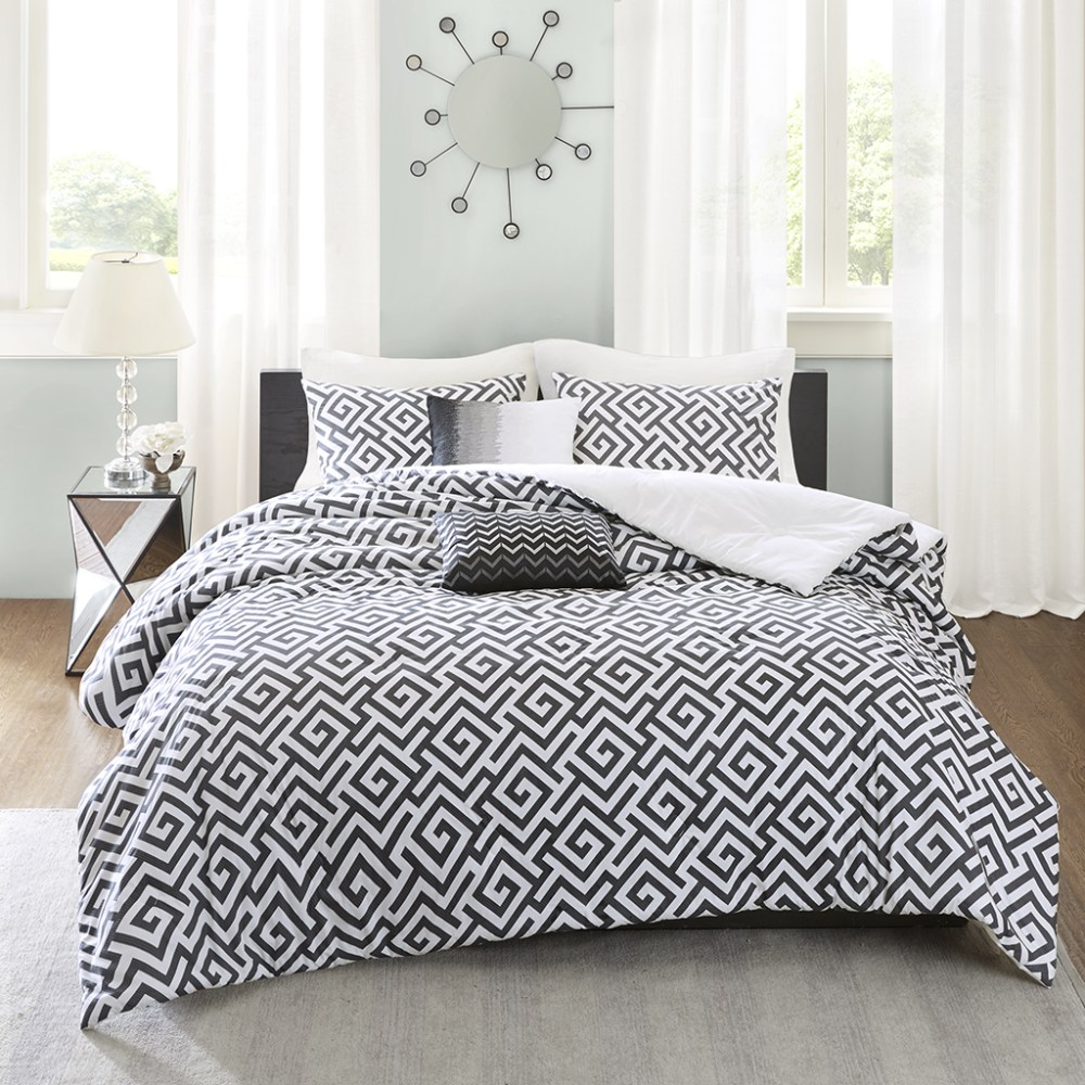 Madison Comforter Set (5 Piece)