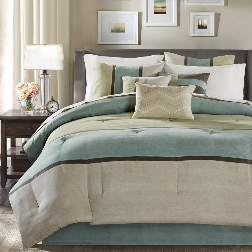 Madison Park Palisades Comforter Set
