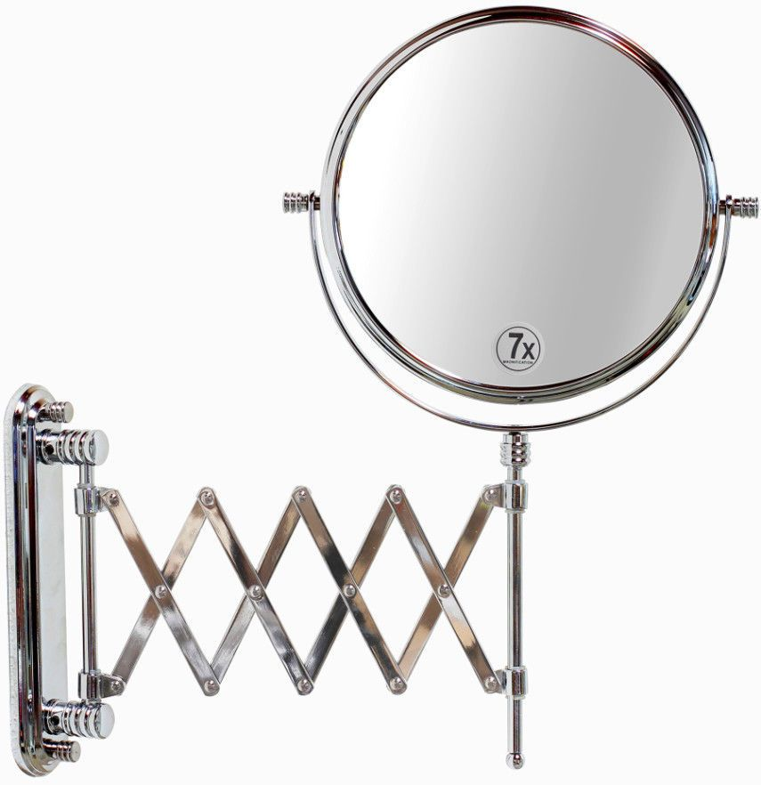 Magnifying Bathroom Mirror On Stand