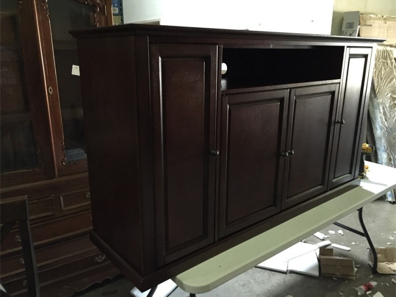 Mahogany Tv Stand For Sale