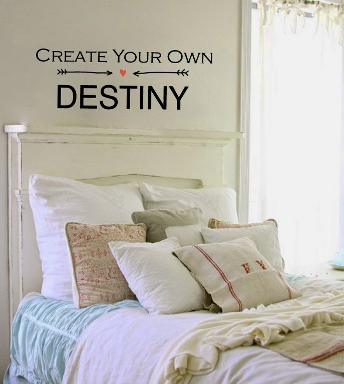 Make Your Own Wall Decals At Home