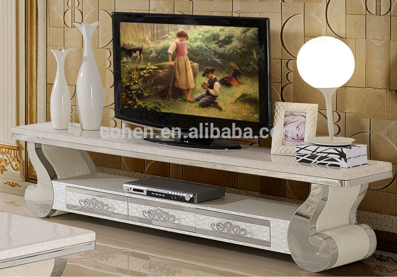 Marble Tv Stand