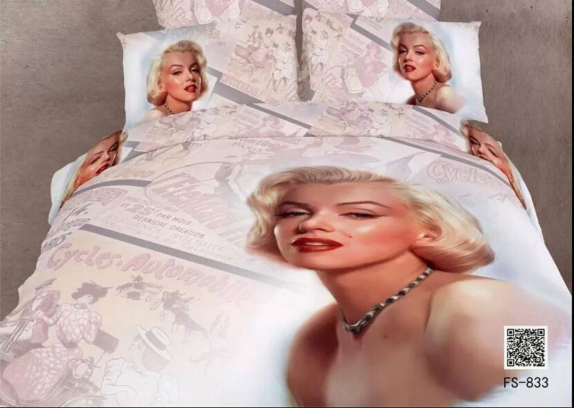 Marilyn Monroe Comforter Bed Sets